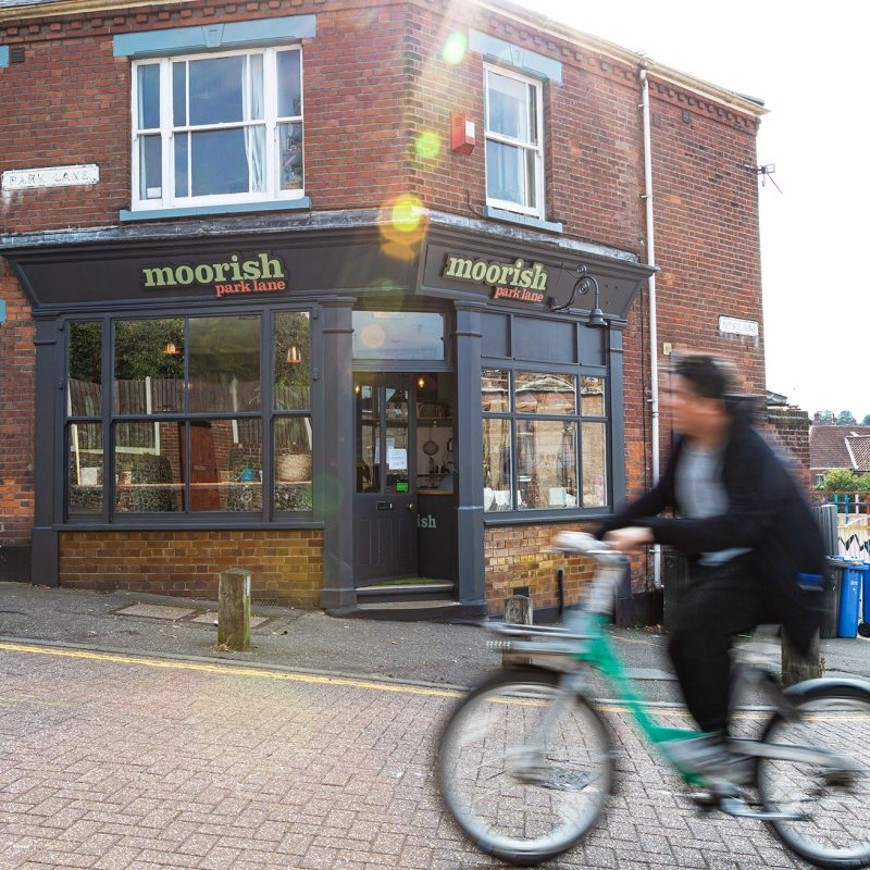 Moorish Park Lane