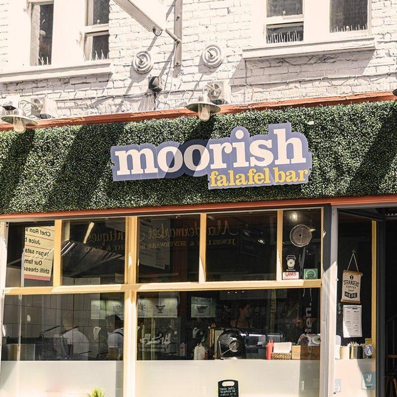 Moorish Falafel Bar Norwich